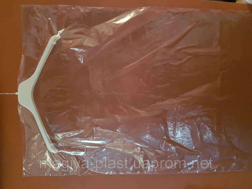 """Купить Пакет полиэтиленовый """"чехол"""" 600*1150 мм 20 микрон (LDPE, ПЭВД) 60/115-пэвд"""