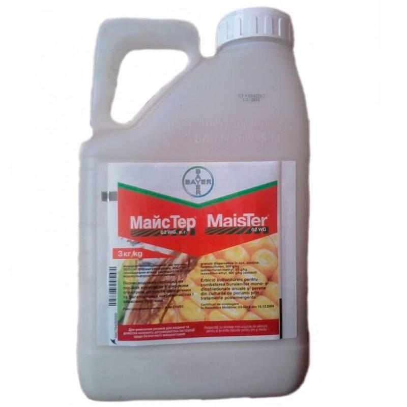 Пропонуємо післясходовий гербіцид Майстер та Майстер Пауер для посівів кукурудзи
