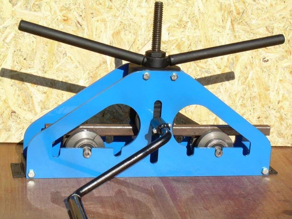 Трубогиб (профилегиб)  роликовый ручной ТРР-1