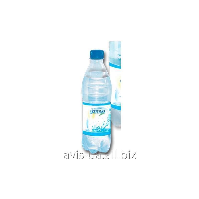 Купить Питьевая вода Родниковая негазированная 0,5л