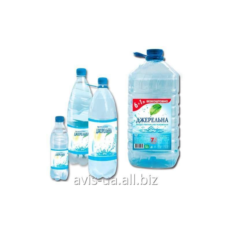 Купить Питьевая вода Родниковая негазированная 1,5л