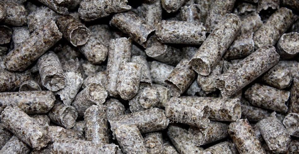 Купить Шрот подсолнечный универсальный гранулированный насыпью