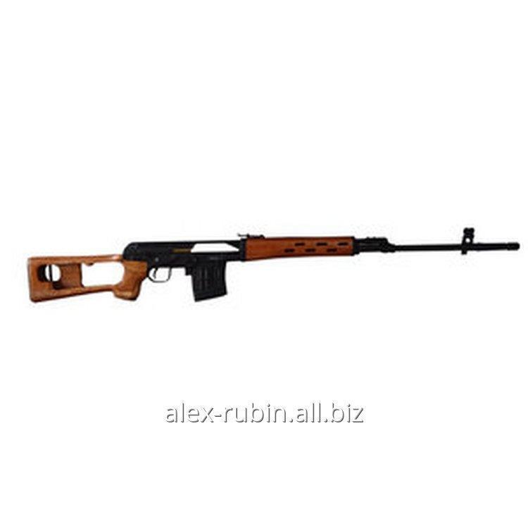 Купить Лазерная винтовка СВД на базе пневматической винтовки Драгунова