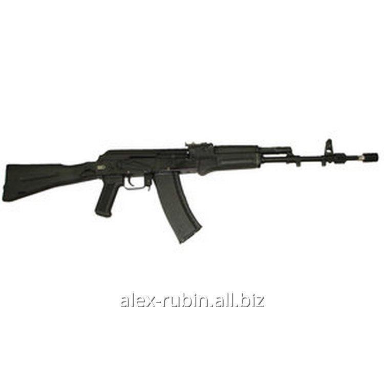 Купить Лазерный автомат Калашникова – АК-74 на базе пневматической винтовки Юнкер