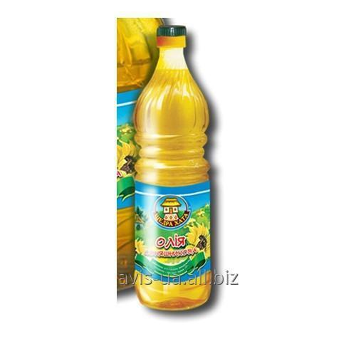 Купить Масло Щедрая хата рафинированное дезодорированное марки П 1л