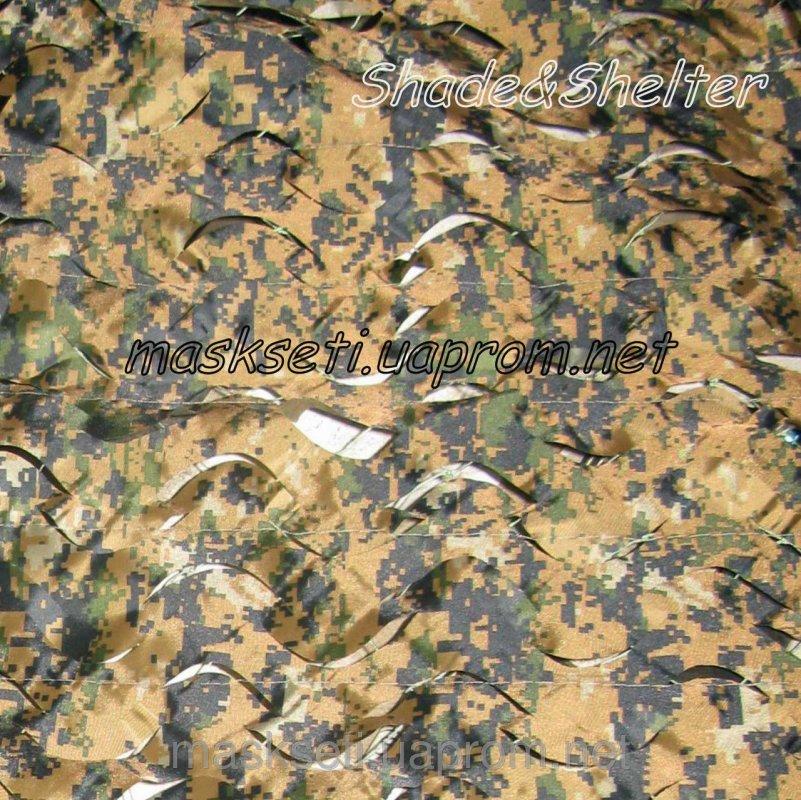 Купить Маскировочная сеть S&S Hunter Pro Осень 1,5*6м