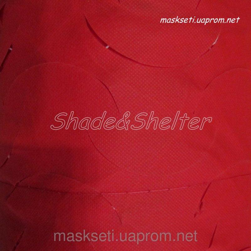 Купить Сетка маскировочная S&S DECO 85% покрытия, (продуваемый тент для декора детских игровых площадок) 1,5*6м, красный