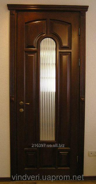 Купить Дверь со стеклом