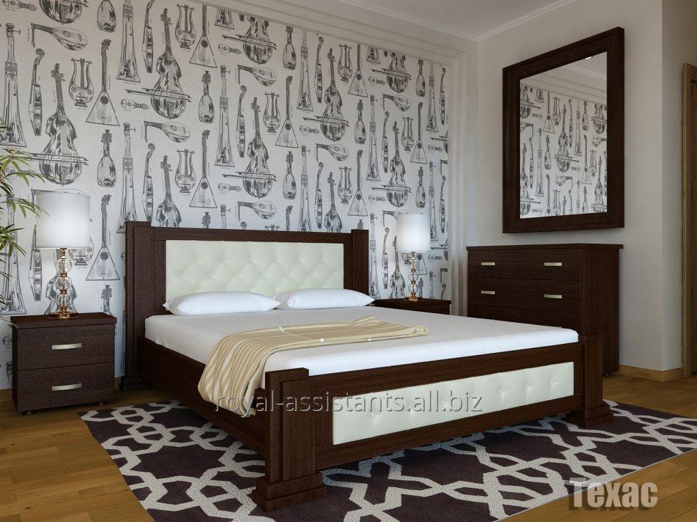 Купить Кровать деревяная Техас