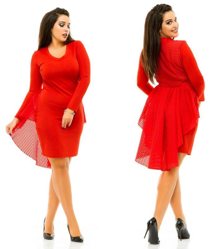 """Купить Стильное платье для пышных дам """" Оксфорд """" Dress Code"""