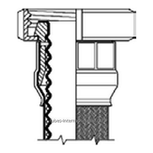 Фитинг DIN 11851 для шланга Corroflon