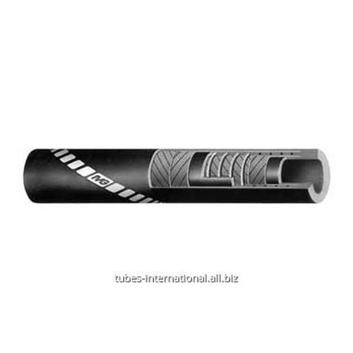 Силиконовый шланг для автомобилестроения  Automotive Auto Silcar Red / LL