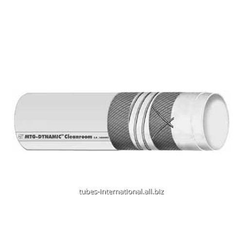 Силиконовый шланг для фармацевтического и биотехнологического применения Dynamic Cleanroom-Platinum