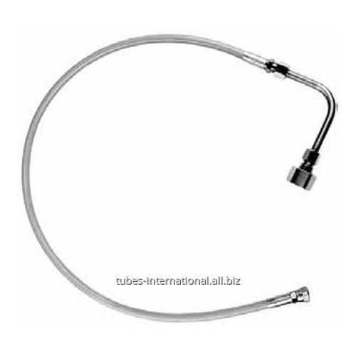Тефлоновый шланг для газов высокого давления HWDB / HPG / HI