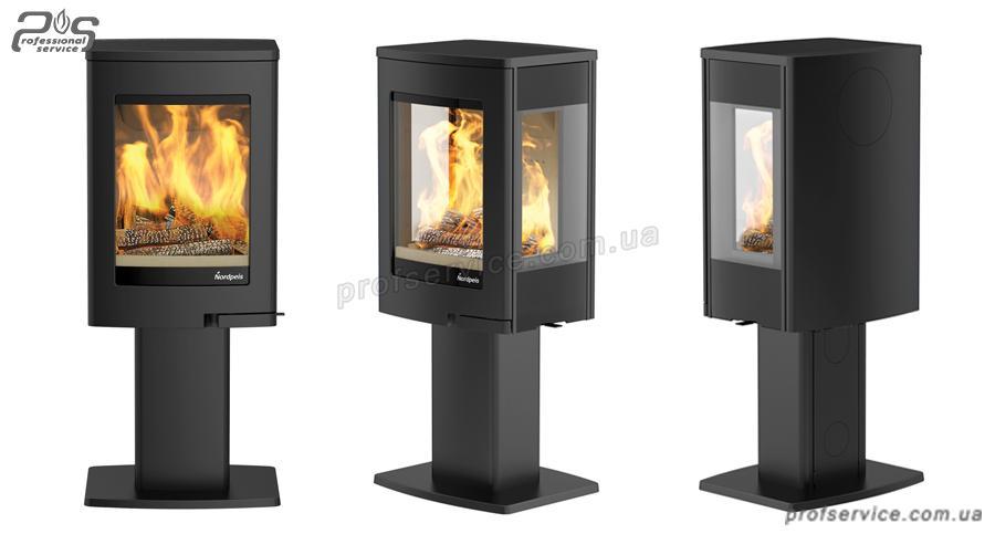 Купить Стальная печь Nordpeis Uno 1 - 4 кВт
