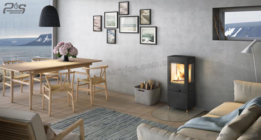 Купить Стальная печь Nordpeis Uno 4- 4 кВт
