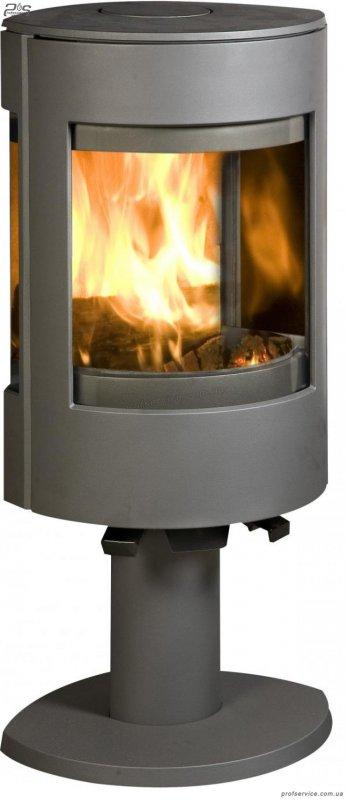 Купить Чугунная печь Dovre Astro 3 CB/P подставка пьедестал - 8 кВт