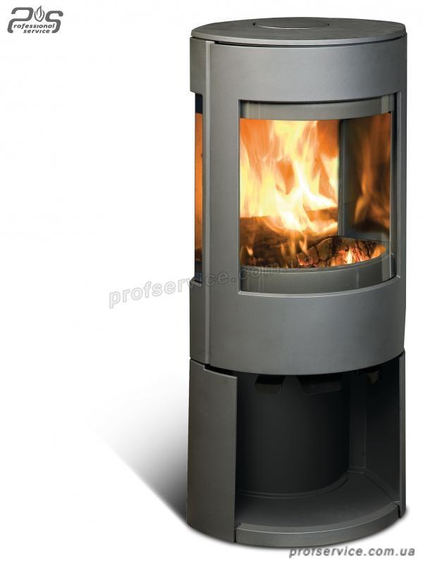 Купить Чугунная печь Dovre ASTRO 3 CB/WB (подставка поддон для дерева) - 8 кВт