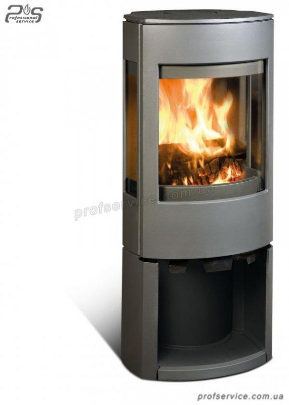 Купить Чугунная печь Dovre ASTRO 4 CB/WB (подставка поддон для дерева) - 8 кВт
