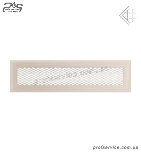 Купить Вентиляционная решетка Кратки Oskar бежевый покрашенная 11х42 см
