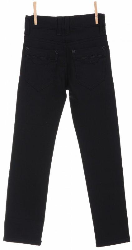 Роскошные брюки черного цвета