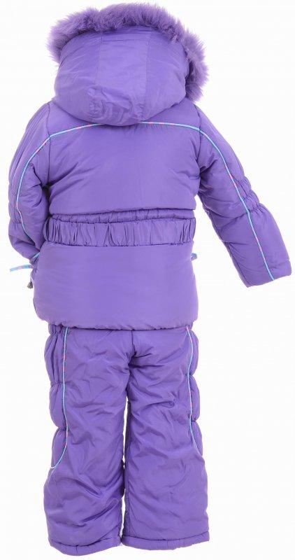 Купить Модный теплый костюм сиреневого цвета