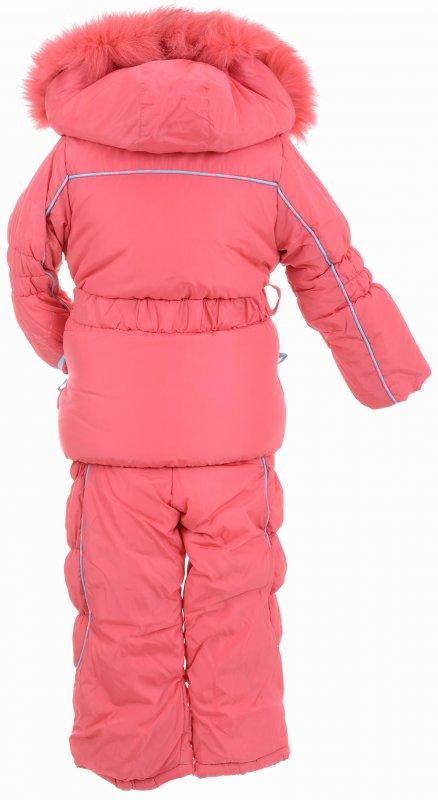 Купить Красивый теплый костюм персикового цвета