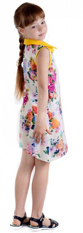 Купить Очаровательное летнее платье-рубашка бежевого цвета без рукавов