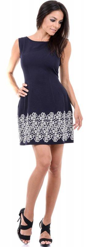 Купить Красивое коктейльное платье сиреневого цвета без рукавов