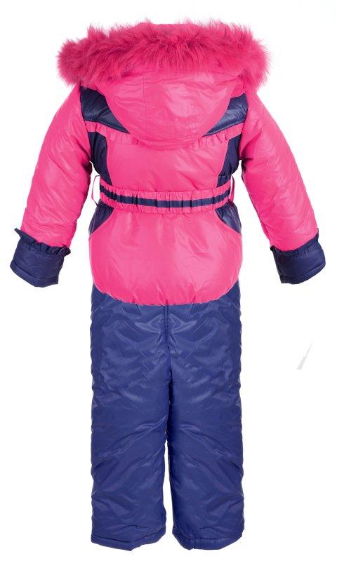 Купить Зимний костюм для девочки №0772-111-1
