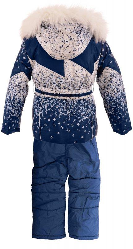 Купить Зимний костюм для девочки №1802-3207