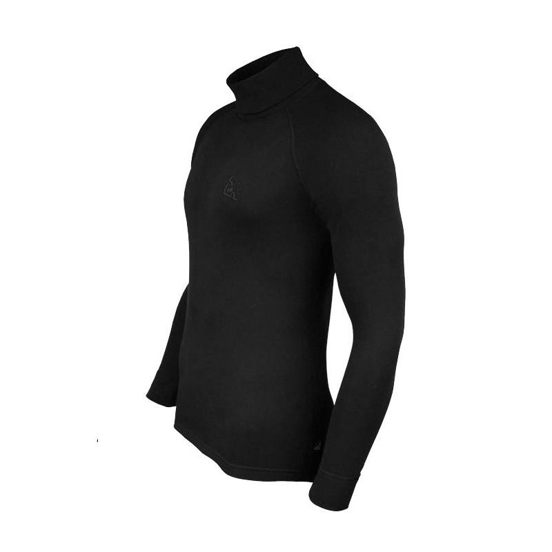 Купить Зимняя термокофта-гольф мужская Radical Hank черная