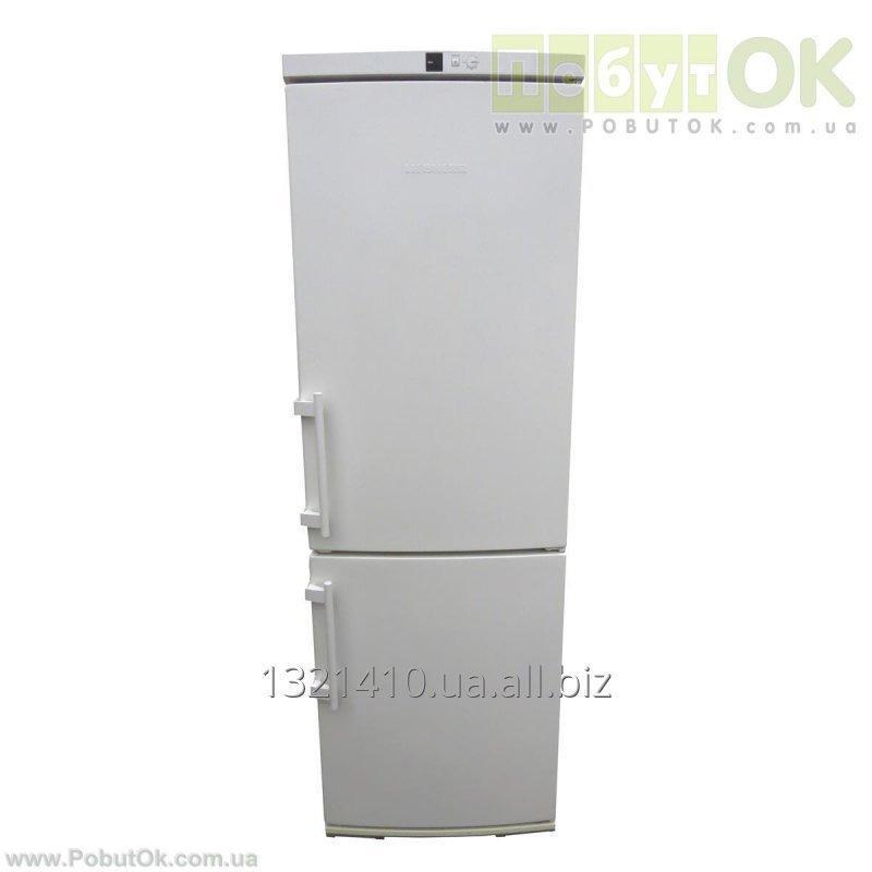 Купить Холодильник LIEBHERR CU 3501 Index 21D / 001 (Код:0750) Состояние: Б/У