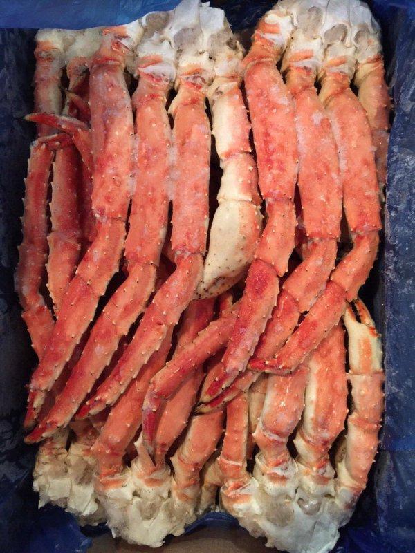 Купить Конечности Камчатского краба крупные от 1 кг