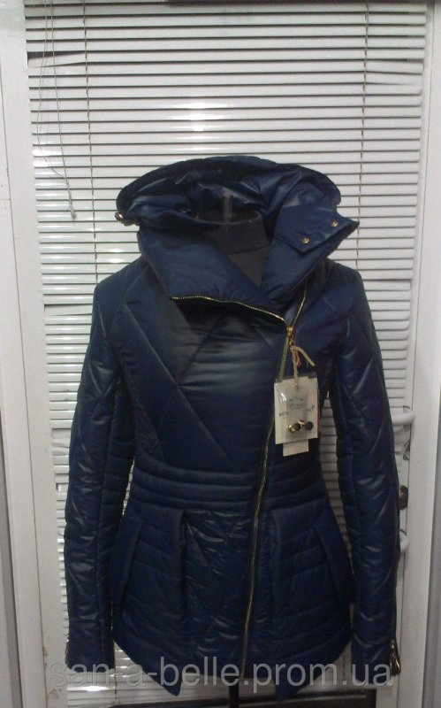 Куртка женская весенняя модель Париж Весна