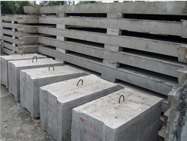 Купить Блоки бетонные от производителя
