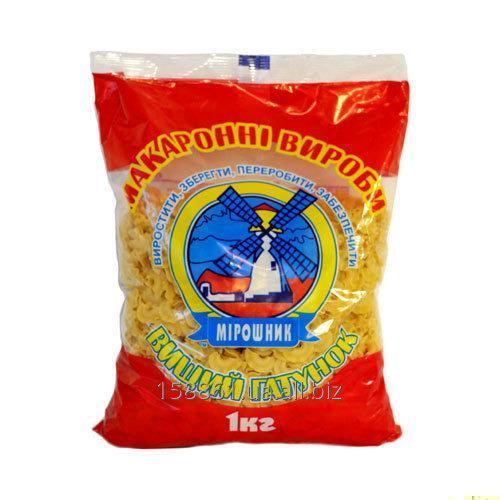 Макарони вищого сорту Гребінець 1 кг