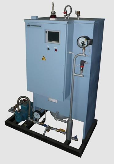 Steam generator electric, electrosteam generator of 9-600 kW