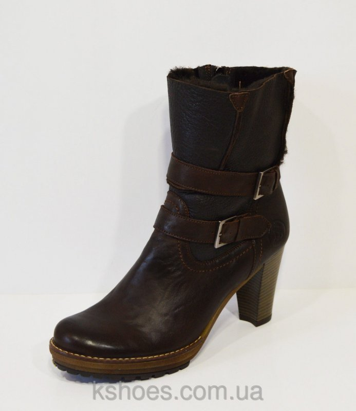 Купить Кожаные ботинки Simen 7366