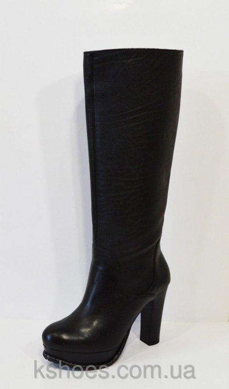 Купить Черные женские сапоги Rylko 330
