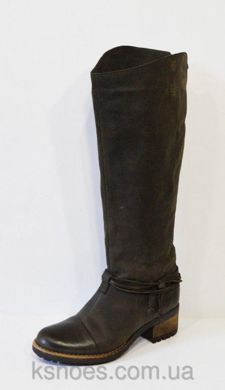 Купить Темно-коричневые женские сапоги Lucas 6278