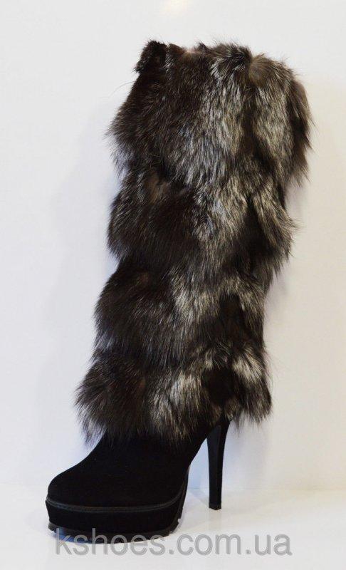 Купить Женские сапоги с мехом Mallanee 3014-12