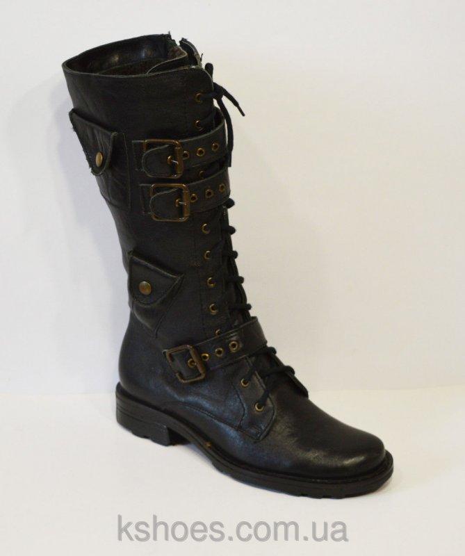 Купить Женские кожаные сапоги Stella 975