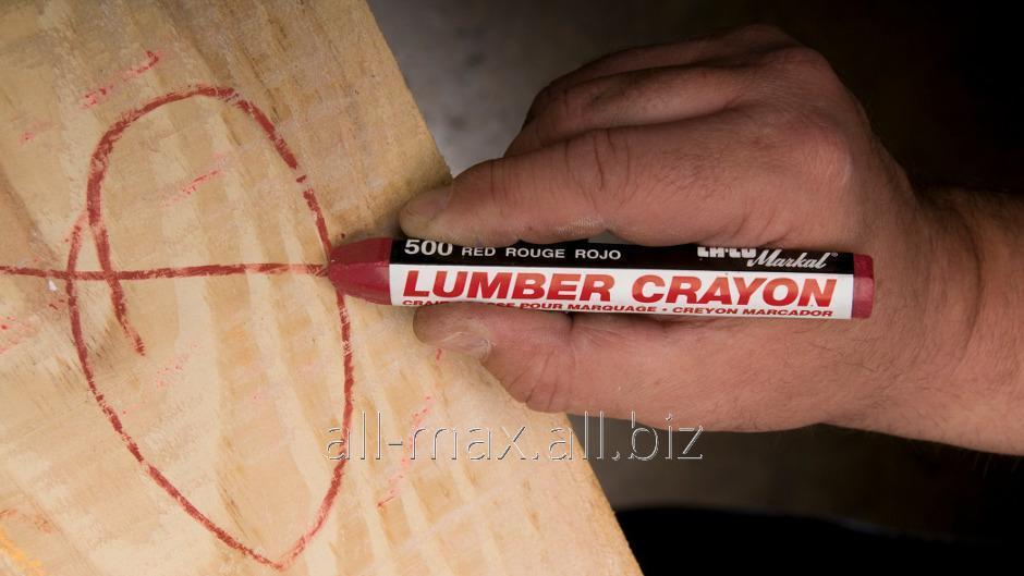 Купить Маркер для разметки древесины Lumber Crayon
