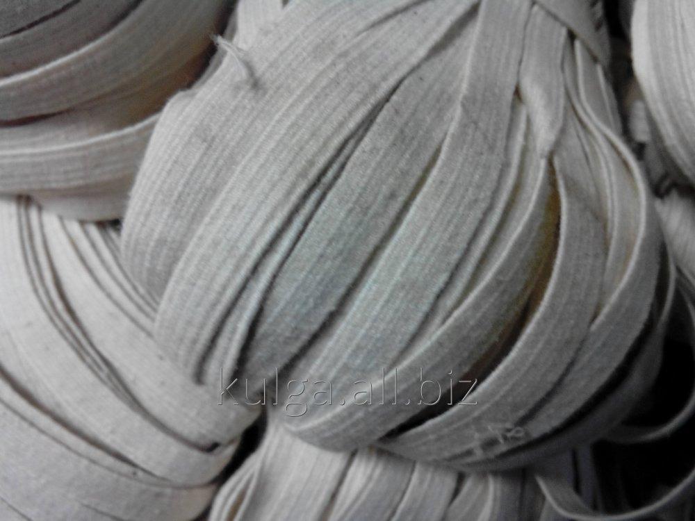Резинка бельевая 0,8 см Х/Б