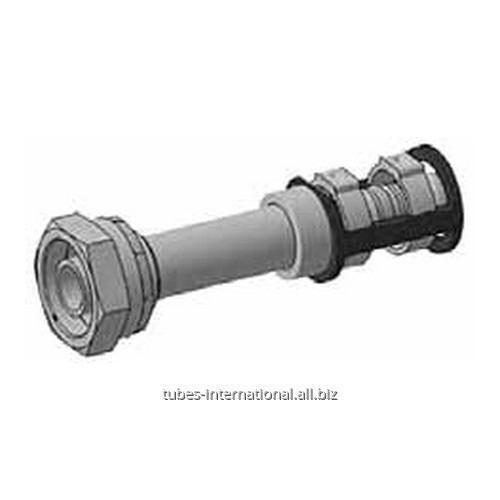 Фитинг для компрессора с внутренней резьбой UNF Burgaclip