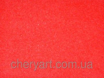 Купить Фоамиран 1мм красный на метраж