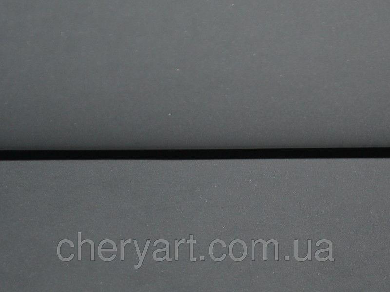 Фоамиран 1мм  серый на метраж