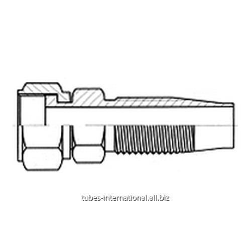 Фитинг с внутренней резьбой UNF, тип ORFS