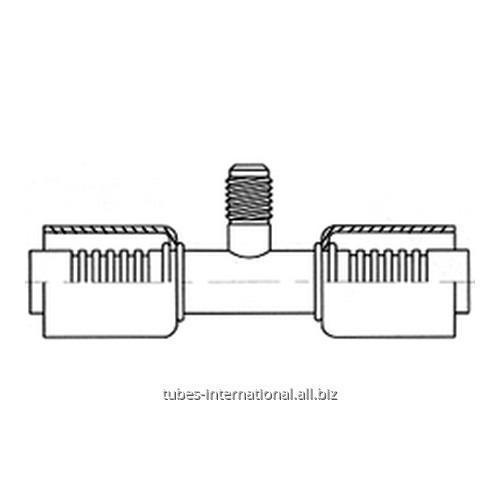 Соединитель для шлангов с клапаном R12